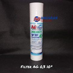 Filter AG 0,3 10″