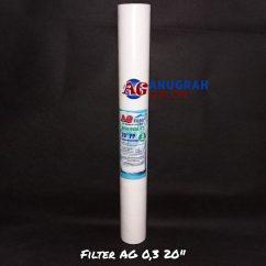 Filter AG 0,3 20″