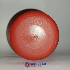 Tutup Galon Merah AG Polos